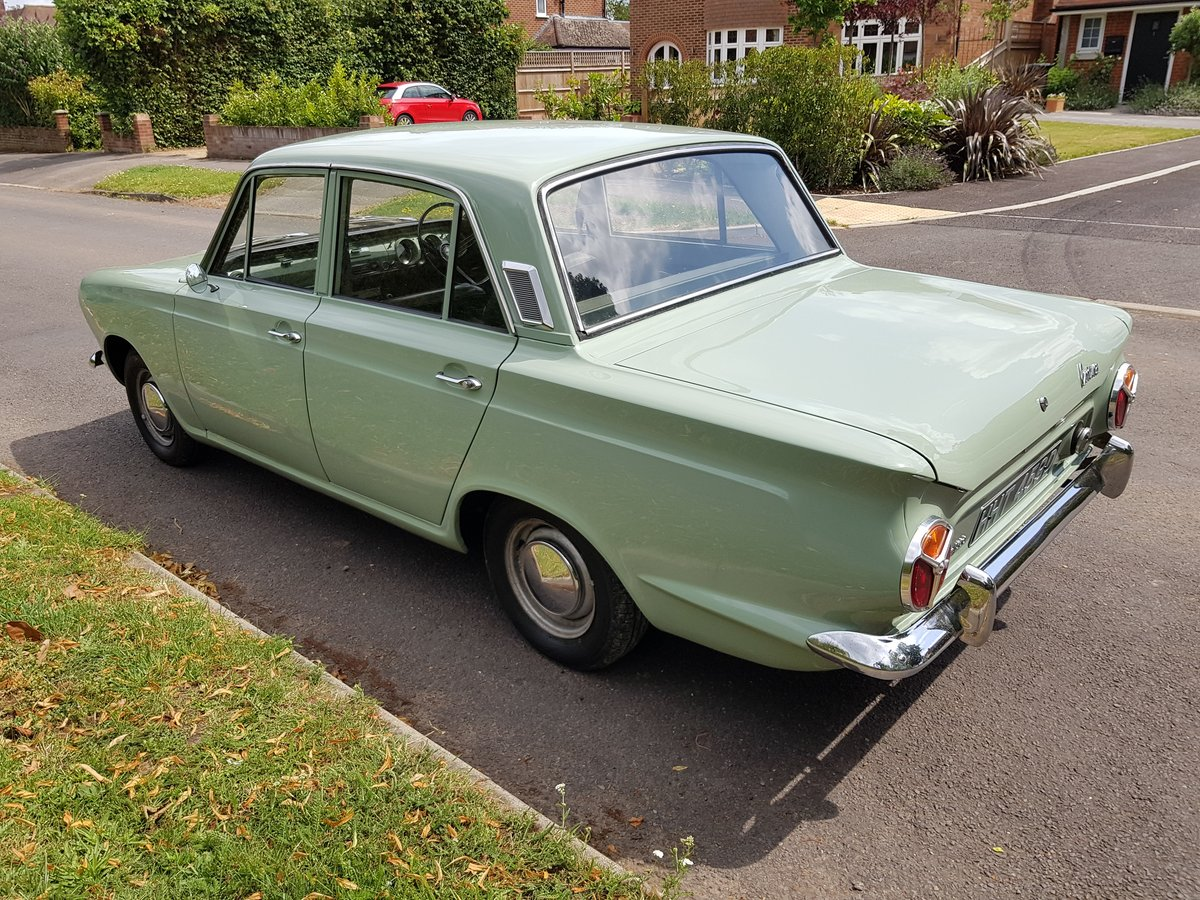 Ford Cortina Mk1 1500 Deluxe 1966 SOLD (picture 6 of 6)
