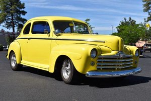 1947 Ford Coupe (Payson, AZ) $34,900 obo For Sale