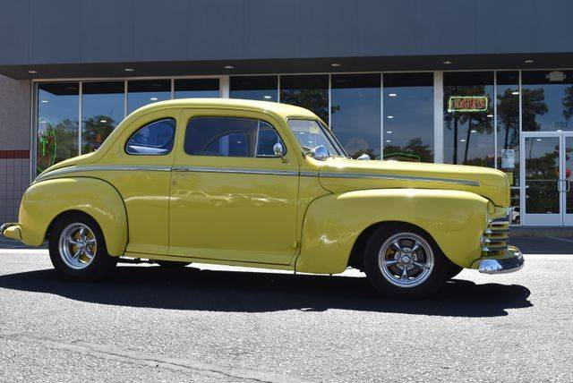 1947 Ford Coupe (Payson, AZ) $34,900 obo For Sale (picture 2 of 6)