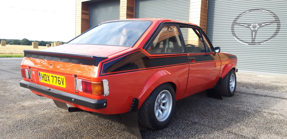 1979 Ford Escort Mk2 RS2000 Custom SOLD (picture 4 of 6)