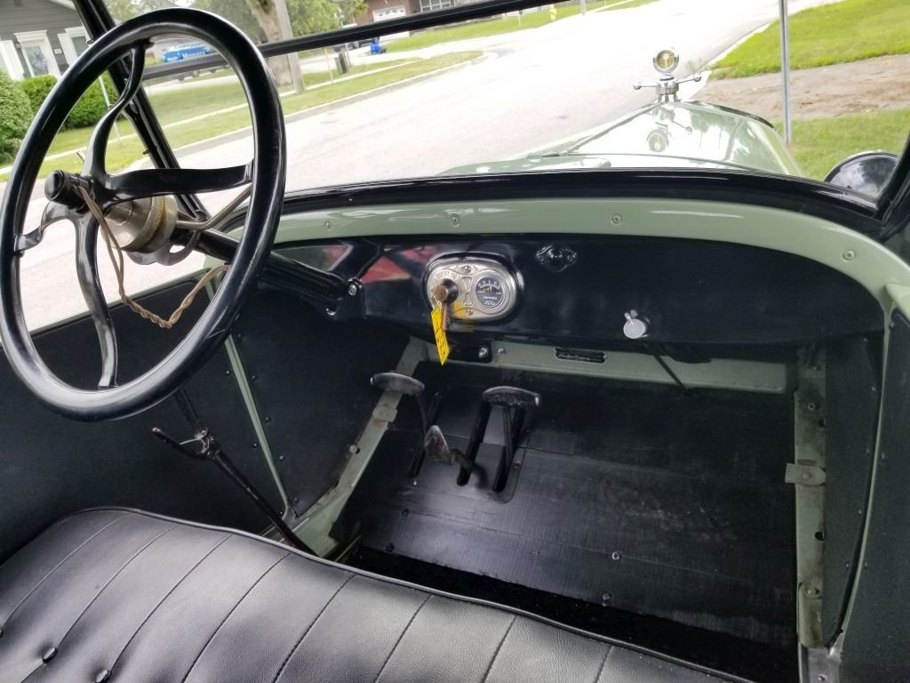 1927 Ford Model T Touring For Sale (picture 3 of 6)