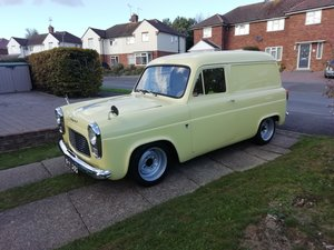 1960 Ford Thames 300e Van For Sale