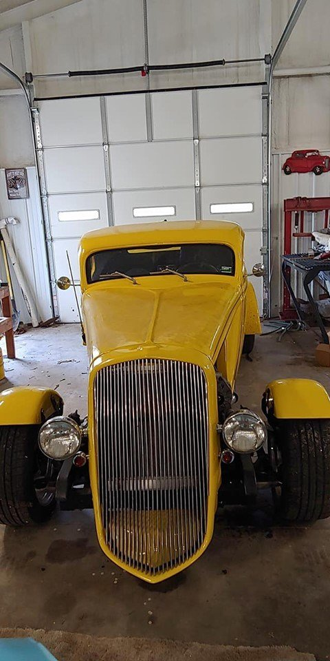1934 Ford Coupe (Exeter, MO) $39,900 obo For Sale (picture 4 of 6)