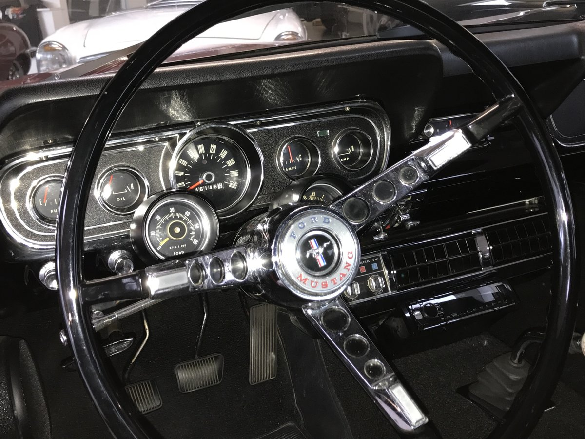 1966 Ford Mustang  Fastback  For Sale (picture 4 of 6)