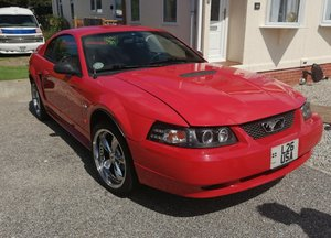 2000 Ford Mustang 35th Anniversary Model For Sale