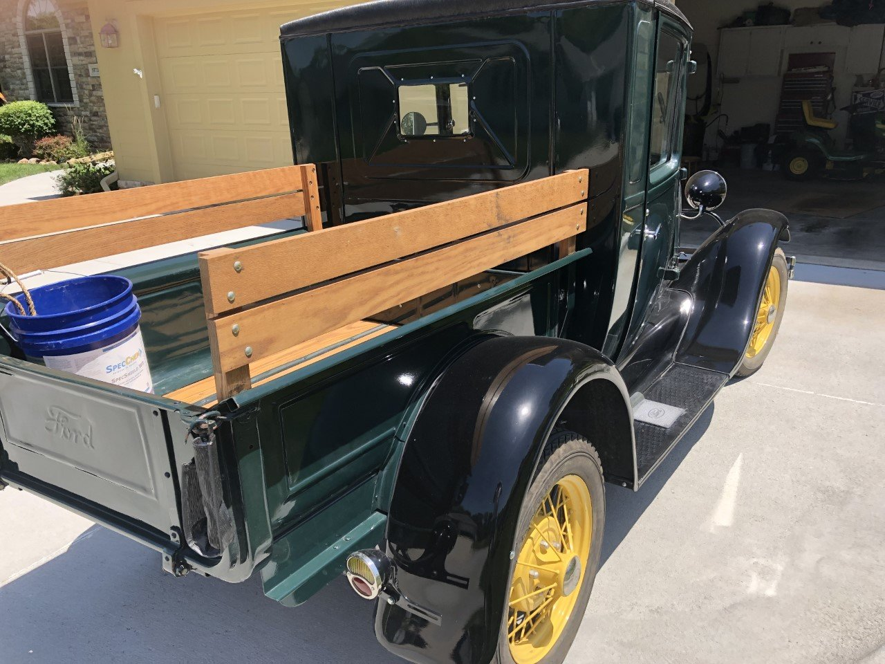 1930 Ford A Pickup For Sale (picture 4 of 6)