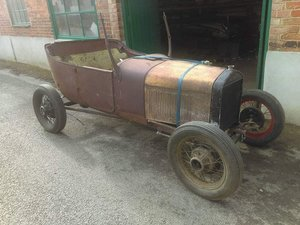 1926 Ford Model T Ford Special 2 seater english sideval