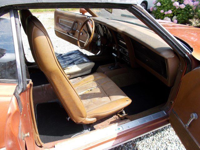 1973 FORD MUSTANG 302 V8 CONVERTIBLE For Sale (picture 4 of 6)
