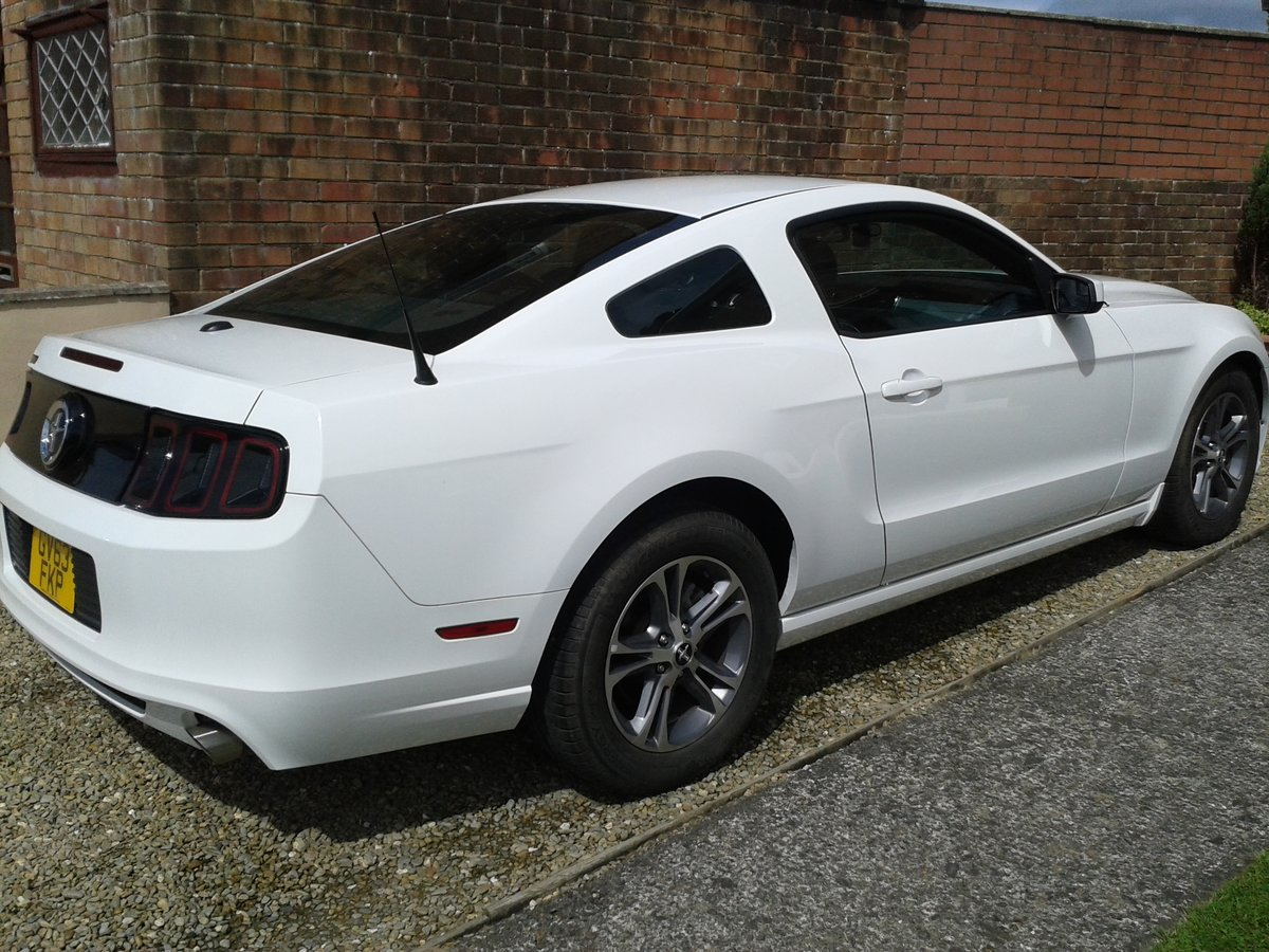 2014 Ford mustang 3.7 v6 auto premium For Sale (picture 6 of 6)