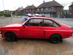 1980 Ford escort mk2 zakspeed replica For Sale