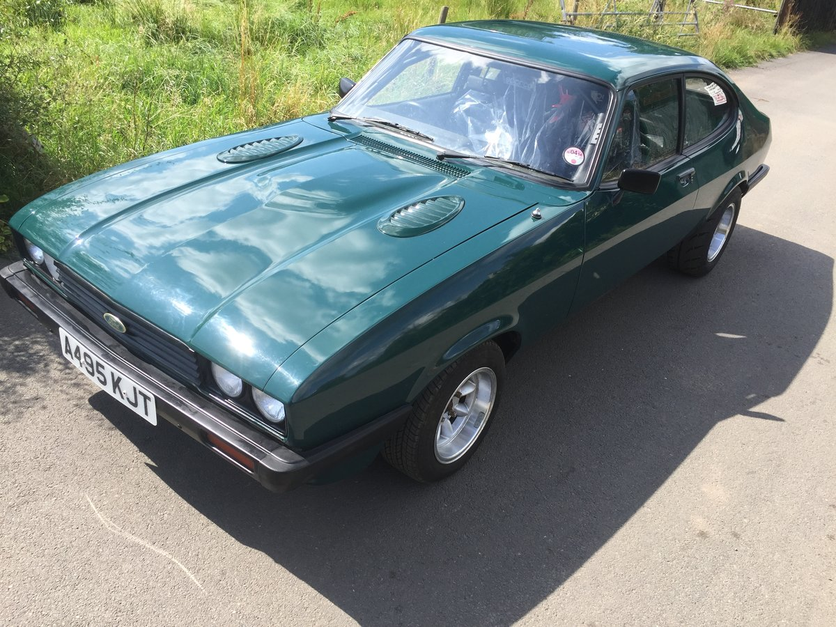 1984 Ford Capri V8 351 Windsor ONE KEEPER For Sale (picture 1 of 6)