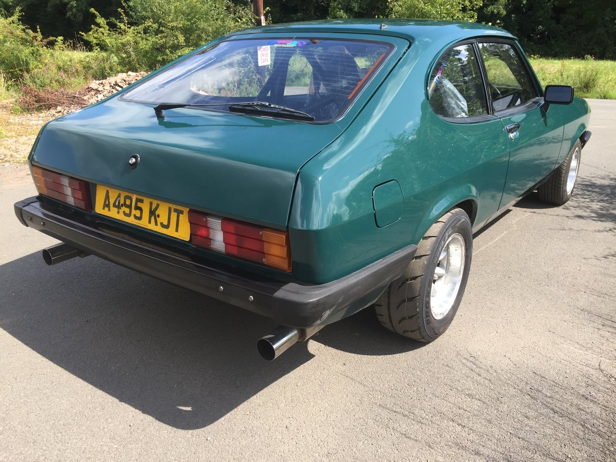 1984 Ford Capri V8 351 Windsor ONE KEEPER For Sale (picture 2 of 6)