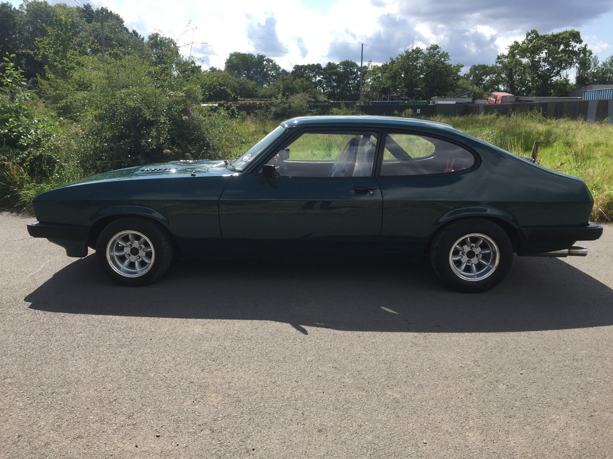 1984 Ford Capri V8 351 Windsor ONE KEEPER For Sale (picture 3 of 6)