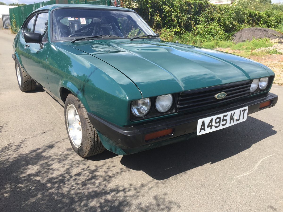 1984 Ford Capri V8 351 Windsor ONE KEEPER For Sale (picture 4 of 6)