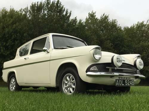 1964 Ford Anglia 'Lotus Lookalike' at Morris Leslie Auction  SOLD by Auction (picture 1 of 6)