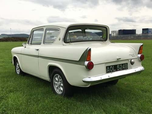 1964 Ford Anglia 'Lotus Lookalike' at Morris Leslie Auction  SOLD by Auction (picture 2 of 6)
