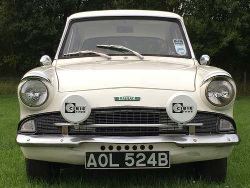 1964 Ford Anglia 'Lotus Lookalike' at Morris Leslie Auction  SOLD by Auction (picture 3 of 6)