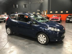 2009 FORD FIESTA 1.2 STYLE 3d 81 BHP ONLY 1 FORMAL KEEPER!! For Sale