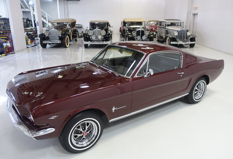 1965 Ford Mustang Fastback For Sale (picture 2 of 6)