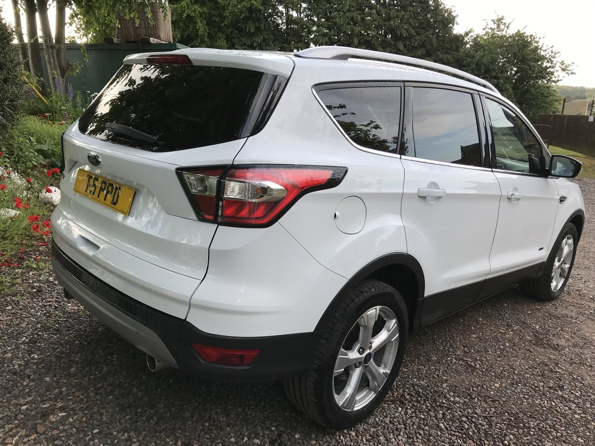 2018 Kuga Zetec AWD , low miles please read in full For Sale (picture 2 of 4)