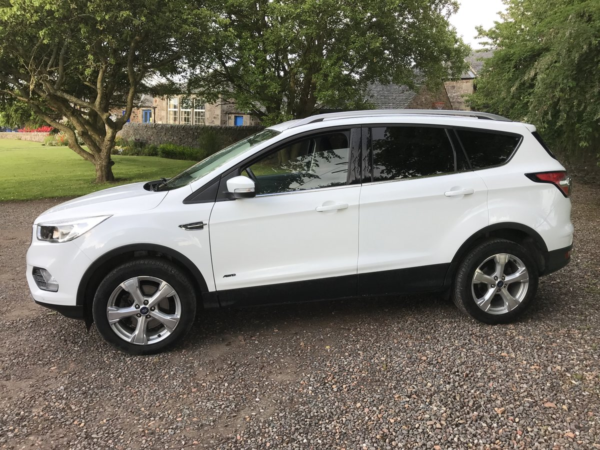 2018 Kuga Zetec AWD , low miles please read in full For Sale (picture 4 of 4)