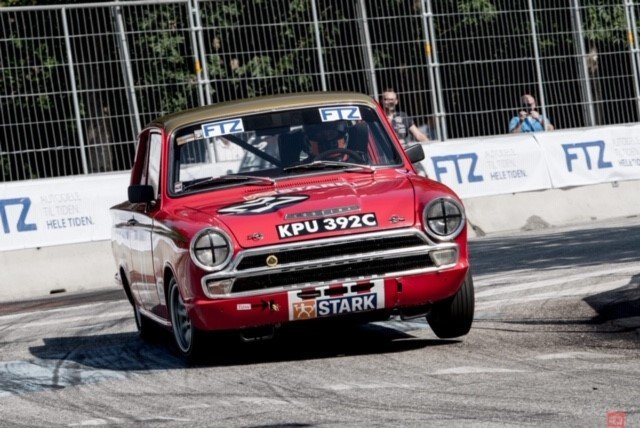 1965 Ford Lotus Cortina MK1 FIA Racecar For Sale (picture 1 of 6)