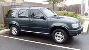 2000 Ford Explorer Spares or Repair For Sale