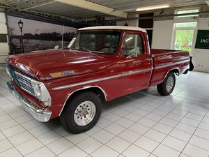 1969 Ford F100 Ranger  For Sale