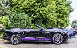 2015 Mustang Roush edition