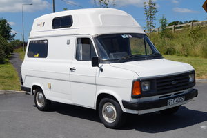 1987 Ford Transit Mk2 Camper by Devon