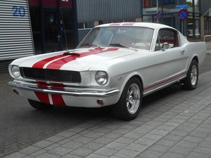 1966 SPECIAL PRICED ! FORD MUSTANG 4.9 V8 FASTBACK For Sale