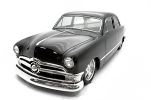 1950 Ford 2 Dr. Resto Mod  For Sale