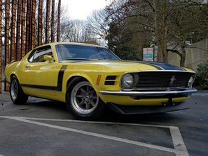 1970 Ford Mustang Boss 302 - Lot 650 For Sale by Auction