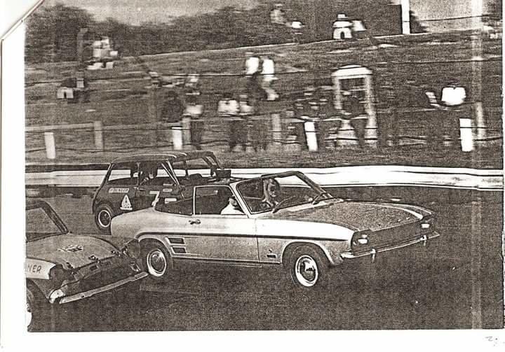1970 Crayford mk1 capri For Sale (picture 1 of 6)