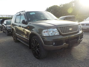 2003 FORD EXPLORER 4.6 EDDIE BAUER AUTOMATIC * 7 SEATER 4X4 For Sale
