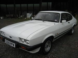 1986 Ford Capri 2.0 Laser For Sale