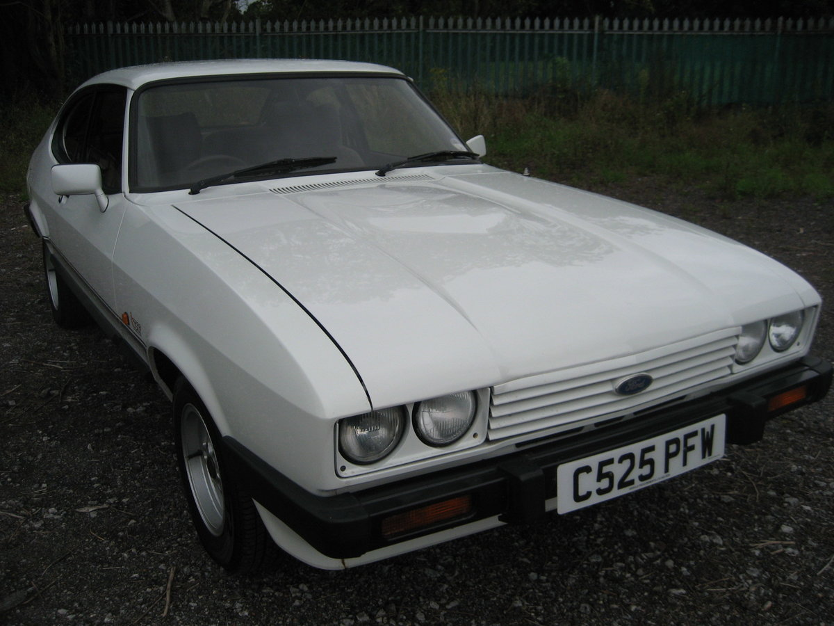 1986 Ford Capri 2.0 Laser SOLD (picture 2 of 6)