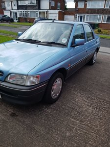 1993 Ford Orion 22000 miles!  For Sale