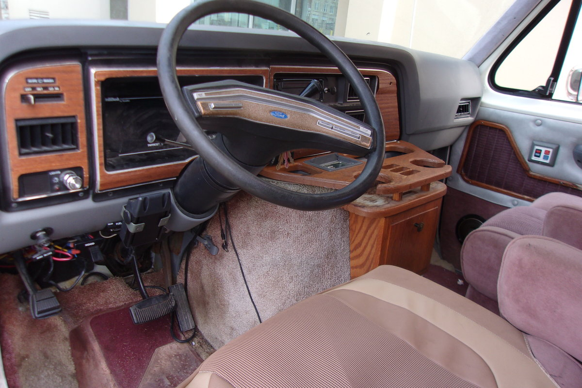 1987 Ford Park Lane Conversion Van For Sale (picture 2 of 6)