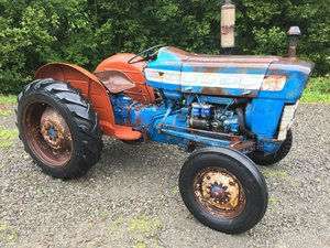 1965 FORD 3000 ALL WORKING CHEAP VINTAGE TRACTOR USE OR IMPROVE For Sale