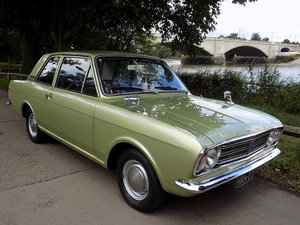 1970 FORD CORTINA MK2 1600 2 DOOR DELUXE - LHD SOLD