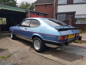 1983 Ford Capri 2.8 injection SOLD SOLD