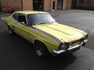 1972 FORD CAPRI PERANA - 5.0 V-8 - NOW SOLD !!! For Sale