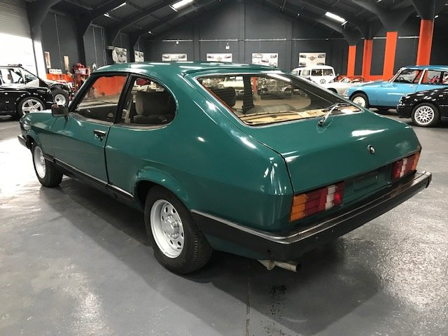 1972 - FORD CAPRI 1.6 - ONLY 8000 MILES!! For Sale (picture 2 of 6)