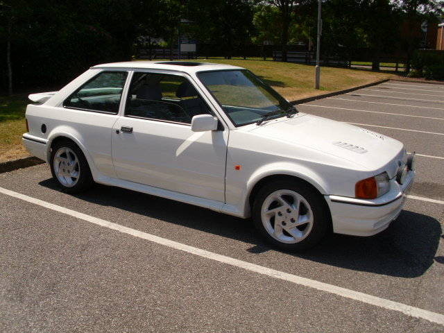 1990 ford escort rs turbo SOLD (picture 6 of 6)