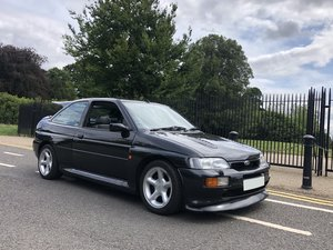 1996 Ford Escort RS Cosworth Lux Ash Black Leather For Sale