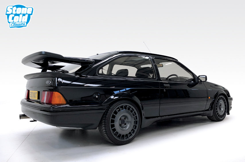 1987 Ford Sierra Cosworth DEPOSIT TAKEN SOLD (picture 2 of 10)