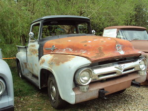1956 Ford F100 Big Back Window For Sale