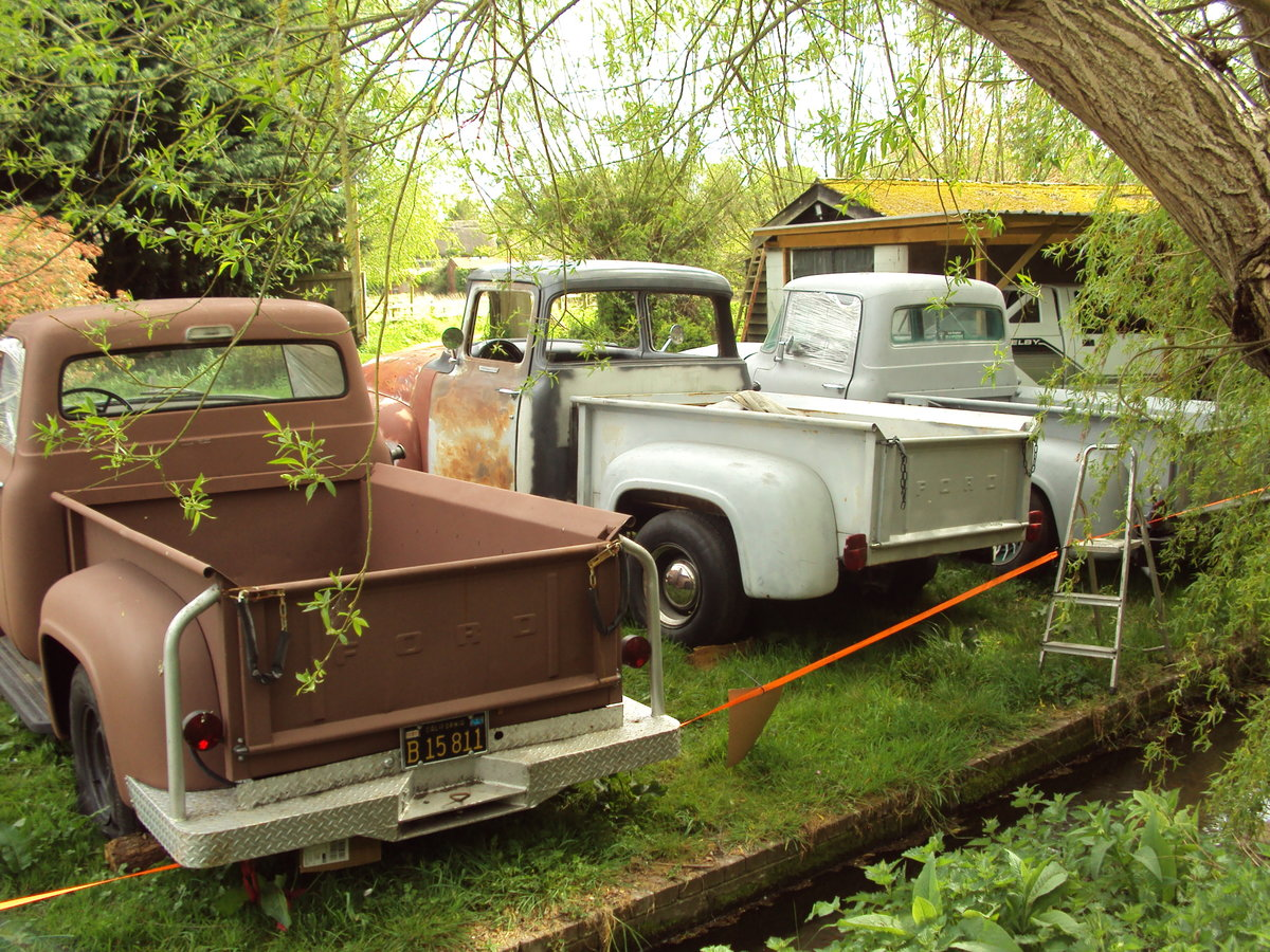 1956 Ford F100 Big Back Window SOLD (picture 4 of 4)