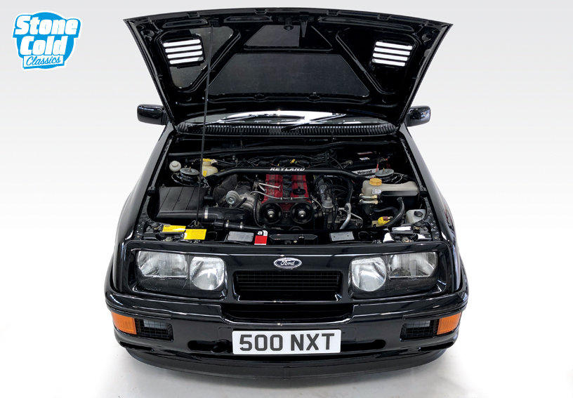 1987 Ford Sierra Cosworth DEPOSIT TAKEN SOLD (picture 9 of 10)
